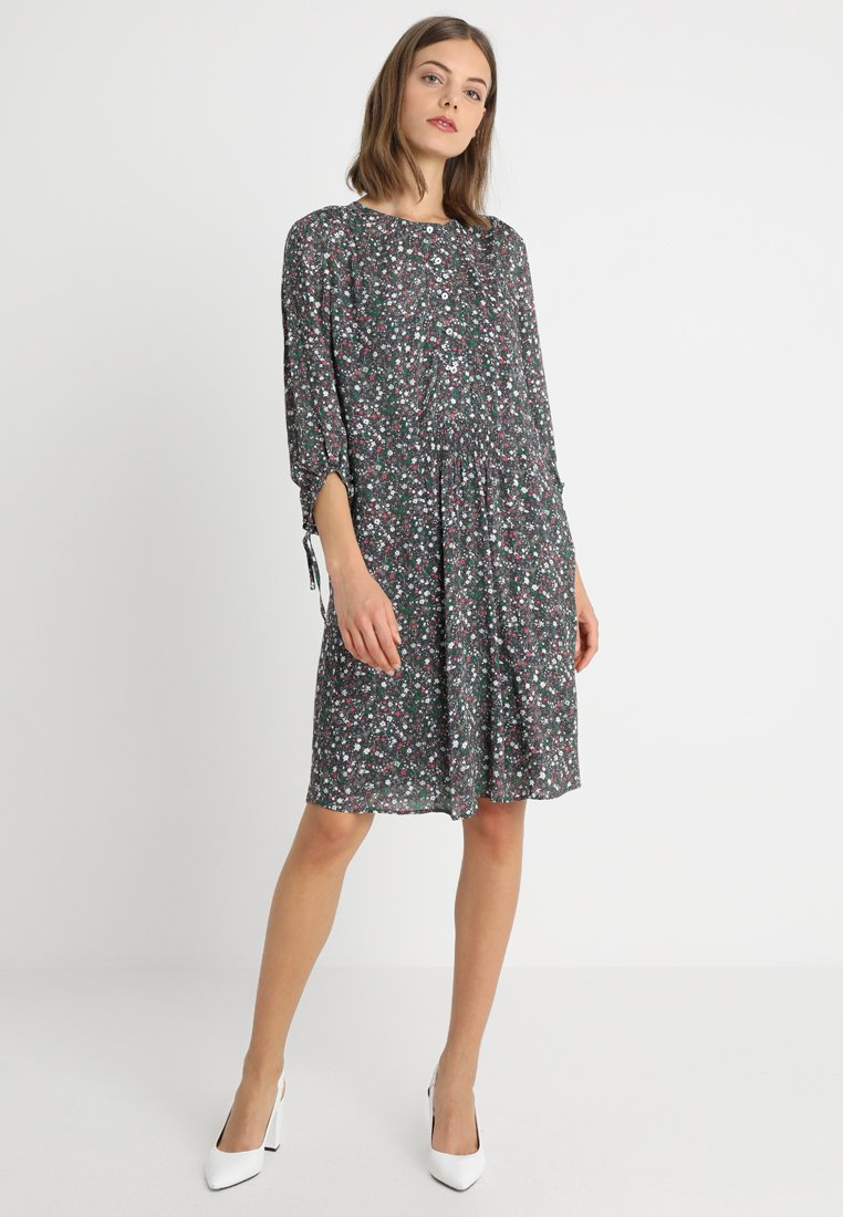 Marc O'Polo - PRINTED DRESS - Shirt dress - combo