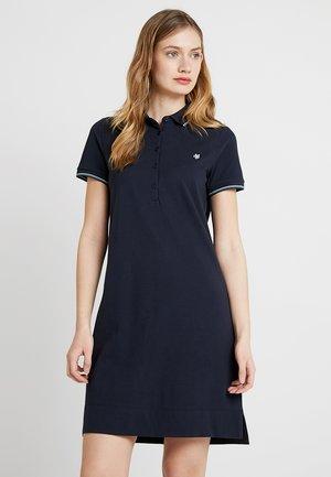 SLIGHTLY A-SHAPED - Vestido informal - deep atlantic