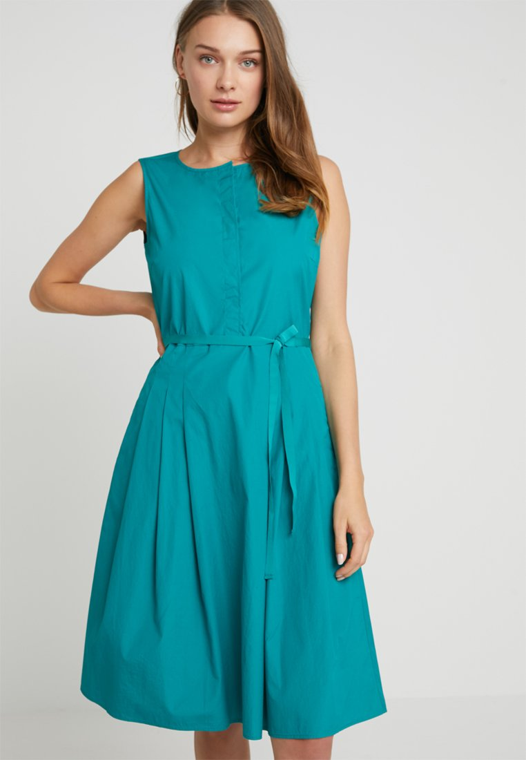 Marc O'Polo - Blusenkleid - dark emerald