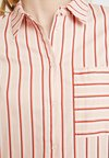 Marc O'Polo - DRESS STYLE STRIPED DESSIN - Shirt dress - combo