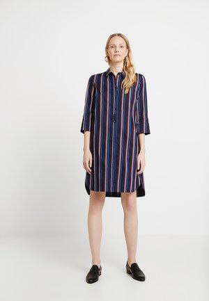 DRESS STYLE STRIPED DESSIN - Košilové šaty - combo
