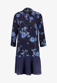 Marc O'Polo - DRESS LOOSE SHAPE BOW DETAIL                                                                                                                                                                            BOW DETAIL AT N - Košilové šaty - combo - 3