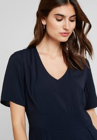 Marc O'Polo - DRESS FEMININE STYLE - Day dress - midnight blue - 3