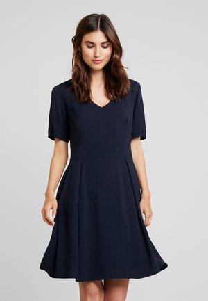 DRESS FEMININE STYLE - Korte jurk - midnight blue