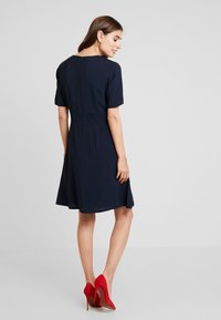 Marc O'Polo - DRESS FEMININE STYLE - Day dress - midnight blue - 2