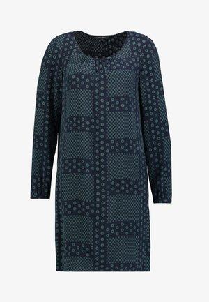DRESS EASY STYLE GATHERING - Korte jurk - combo