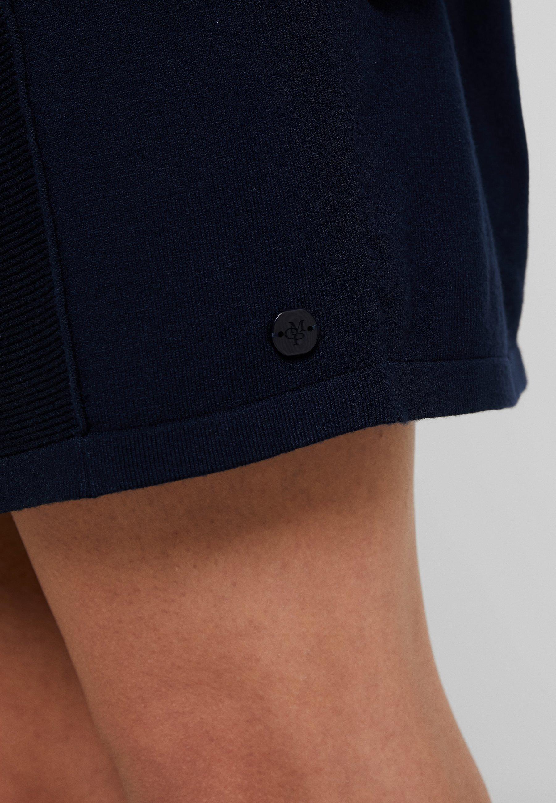 Marc O'polo Dress Longsleeve - Strickkleid Midnight Blue Black Friday