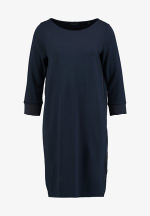 DRESS SLEEVE - Robe en jersey - midnight sea