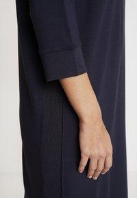 Marc O'Polo - DRESS SLEEVE - Jersey dress - midnight sea - 6