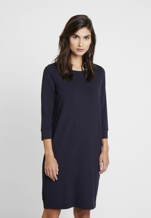 DRESS SLEEVE - Jersey dress - midnight sea