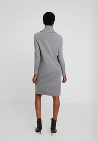 Marc O'Polo - HEAVY DRESS LONGSLEEVE - Strikket kjole - middle stone melange - 3