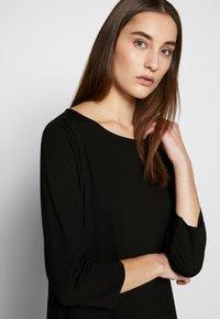 Marc O'Polo - STRAIGHT - Jersey dress - black - 4