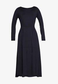 Marc O'Polo - DRESS BOAT NECK LONGSLEEVE - Maxi dress - night sky - 3