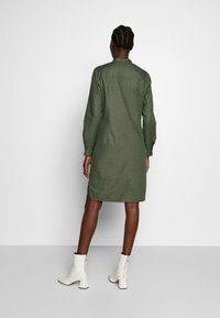 Marc O'Polo - Shirt dress - clear fern - 2