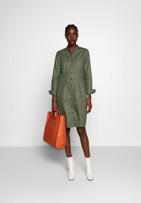 Marc O'Polo - Shirt dress - clear fern - 1