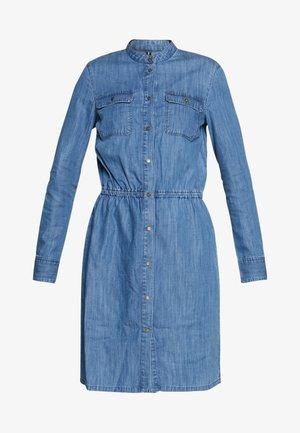 Vestido camisero - tencel wash