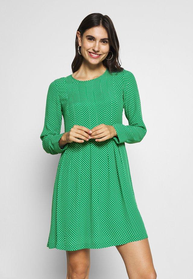Denní šaty - multi/faded moss