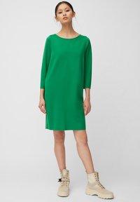 Marc O'Polo - Jersey dress - green - 1