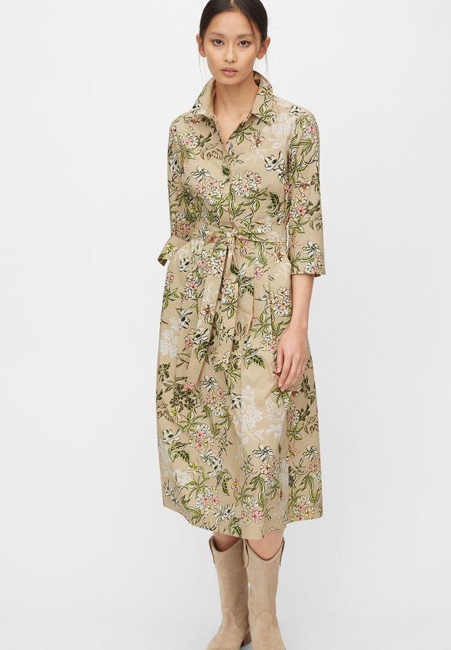 Sukienka koszulowa - multi