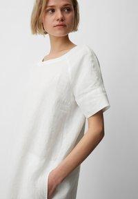 Marc O'Polo - Day dress - white - 3