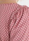 Wide Longues Sleeve Combo O'polo Marc RufflesT À shirt Manches bfv6IyY7gm