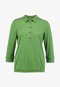 Marc O'Polo - PLACKET COLLAR - Poloshirt - green clover - 4