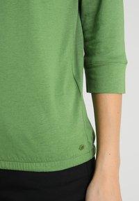 Marc O'Polo - PLACKET COLLAR - Poloshirt - green clover - 5