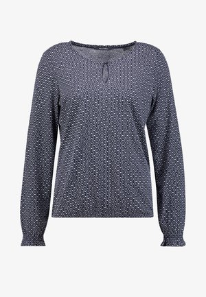 ROUND NECK SLIT - Maglietta a manica lunga - combo