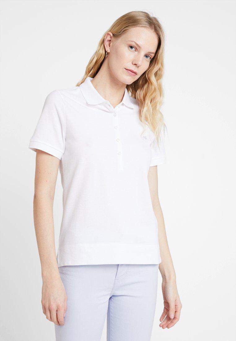 Marc O'Polo - SHORT SLEEVE - Poloshirt - white