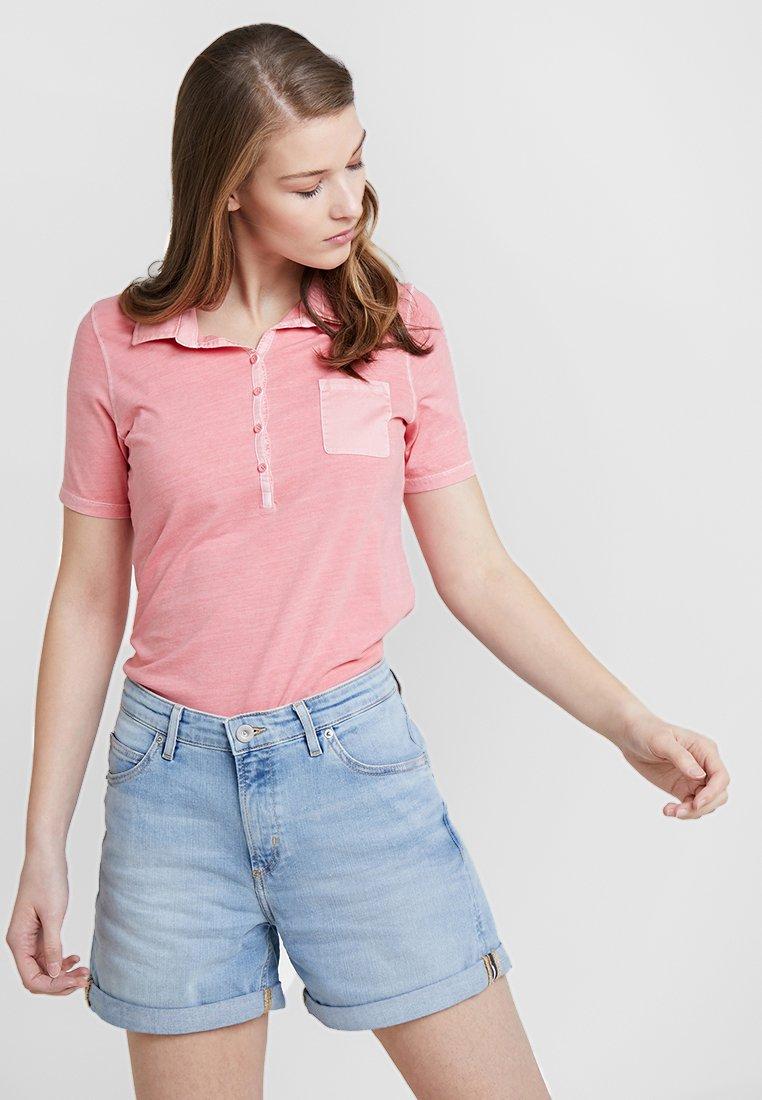 Marc O'Polo - SHORT SLEEVE - Polo shirt - peach pink