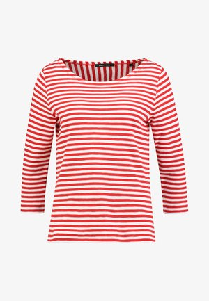 LONG SLEEVE BOATNECK - Pullover - combo