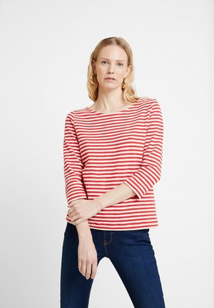 LONG SLEEVE BOATNECK - Maglione - combo