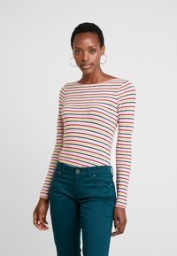 Marc O'Polo - T-shirt à manches longues - multi-coloured - 0