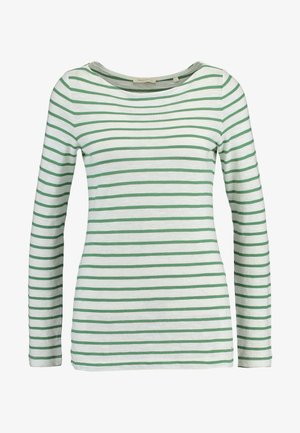 LONG SLEEVE ROUND NECK - Long sleeved top - off-white