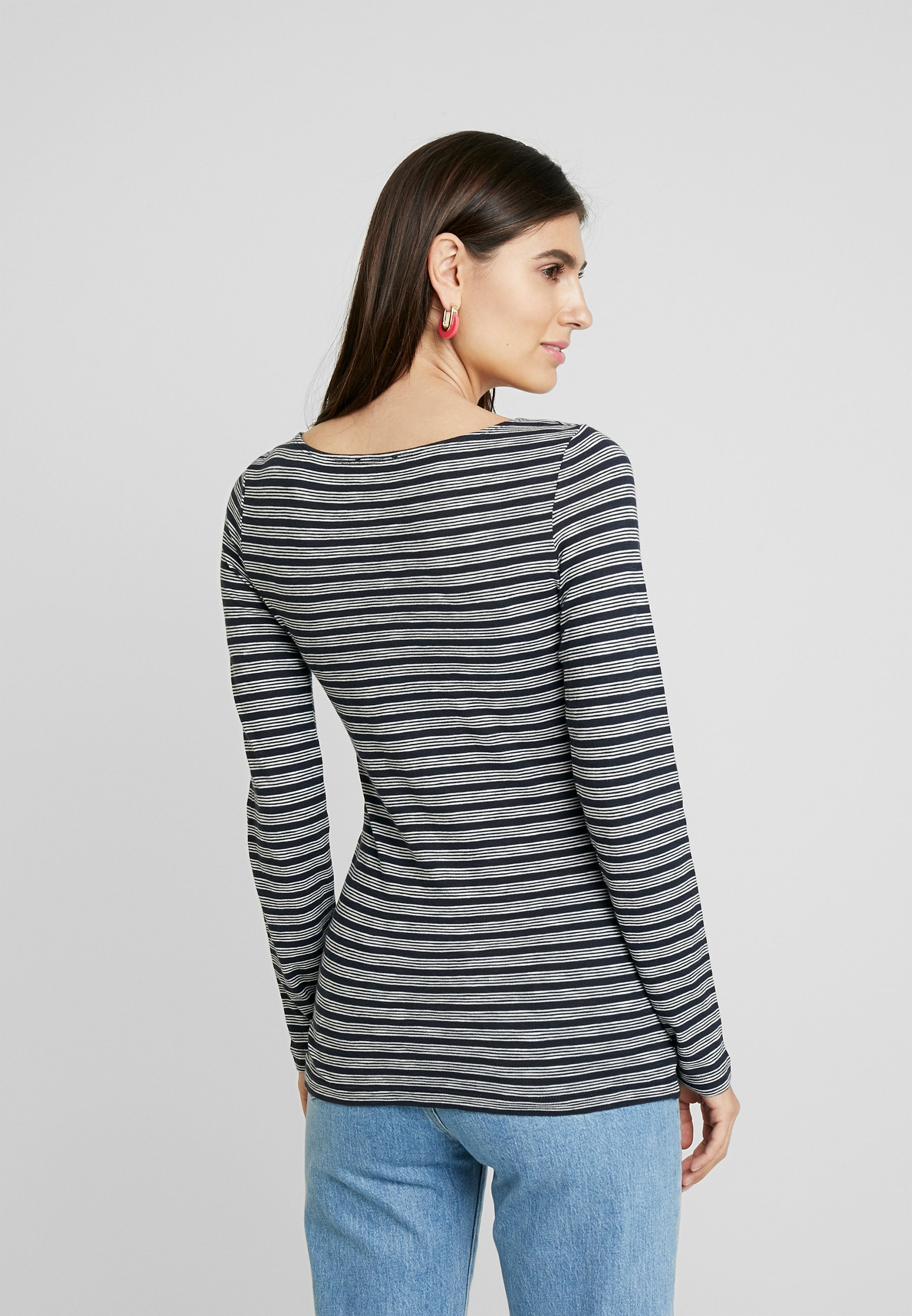 Marc O'Polo LONG SLEEVE ROUND NECK - Topper langermet - combo
