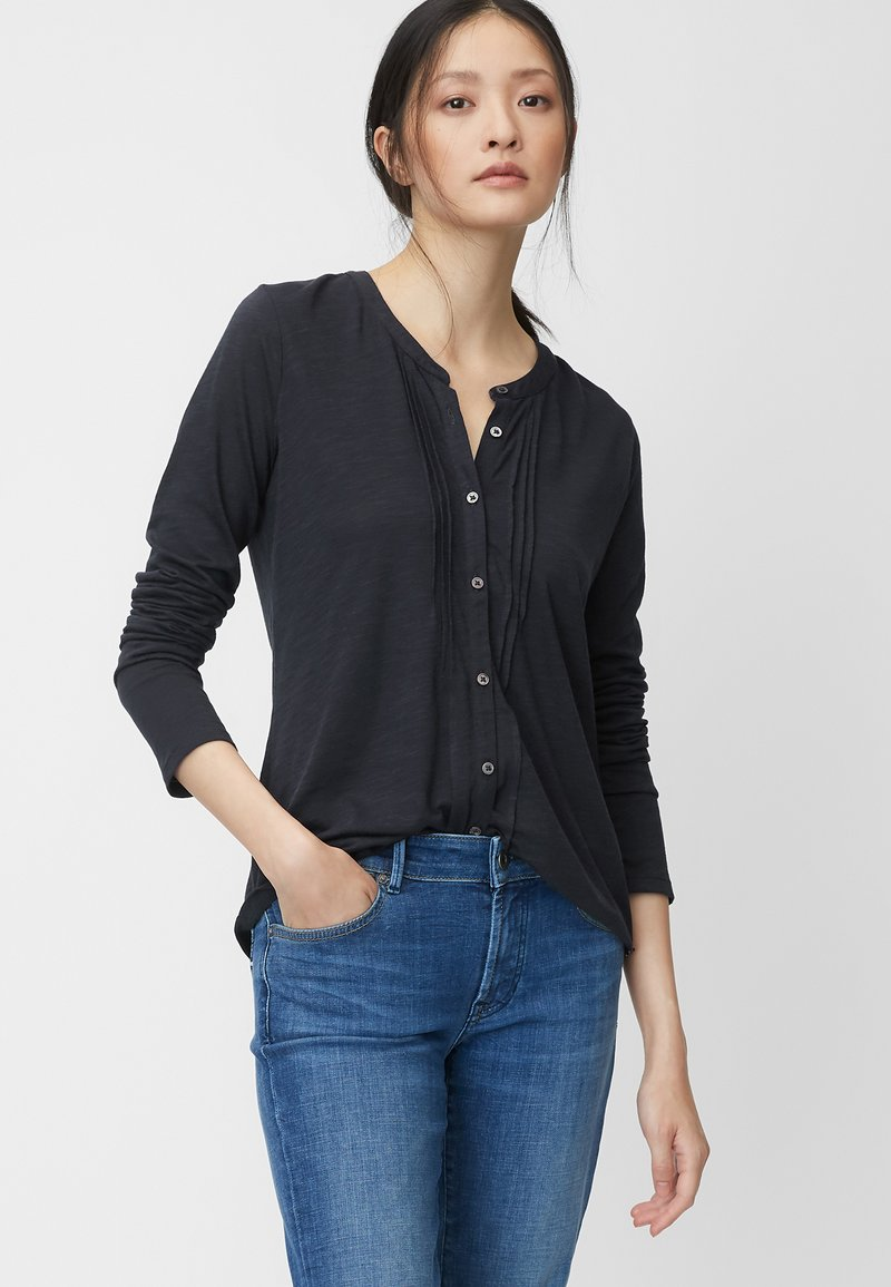 Marc O'Polo - Blouse - blue