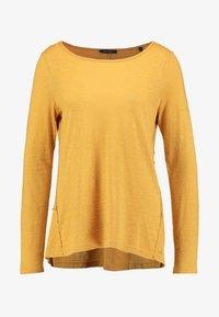 Marc O'Polo - LONG SLEEVE - T-shirt à manches longues - amber wheat - 4