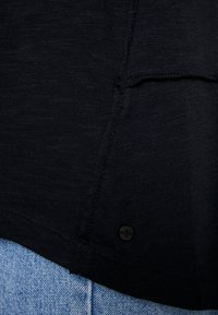 Marc O'Polo - LONG SLEEVE - Camiseta de manga larga - black - 5