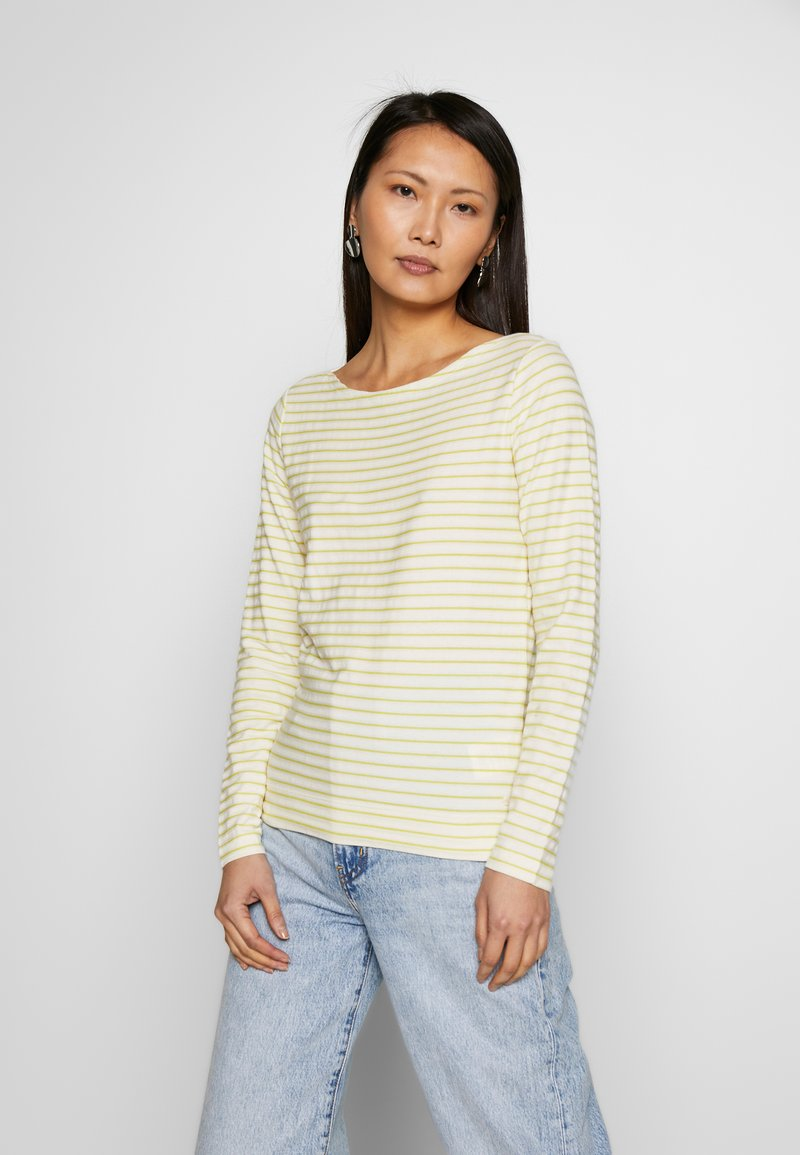 Marc O'Polo - Long sleeved top - multi/juicy lime