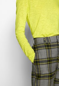 Marc O'Polo - LONG SLEEVE - Long sleeved top - juicy lime - 3