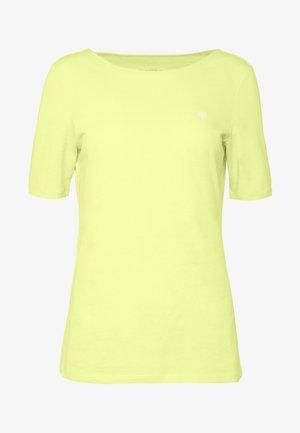 SHORT SLEEVE ROUNDNECK - T-shirt basic - juicy lime