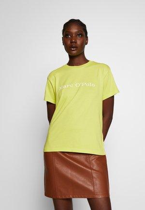 SHORT SLEEVE - T-Shirt print - juicy lime