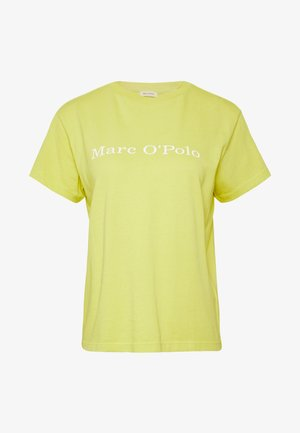 SHORT SLEEVE - Print T-shirt - juicy lime