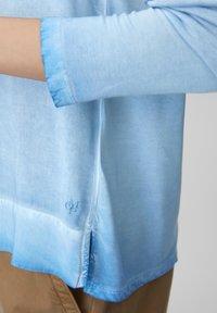 Marc O'Polo - Long sleeved top - blue - 4