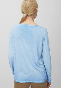 Marc O'Polo - Long sleeved top - blue - 2