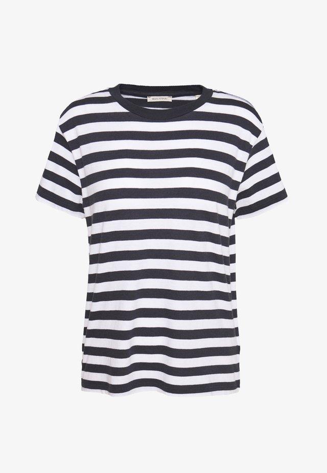 SHORT SLEEVE ROUND NECK - T-Shirt basic - multi/silent sea
