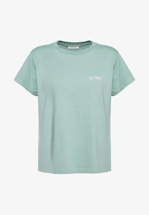 ROUND NECK - Camiseta estampada - misty spearmint
