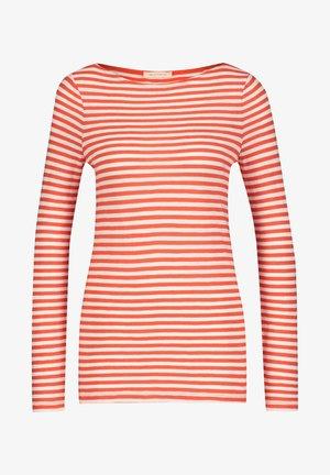 LONG SLEEVE - Long sleeved top - orange