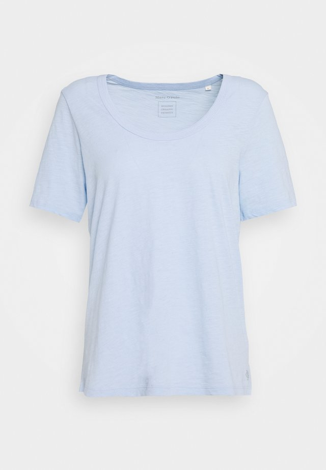 SHORT SLEEVE - T-shirt basique - light blue