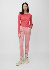 Marc O'Polo - Long sleeved top - berry smoothie - 1